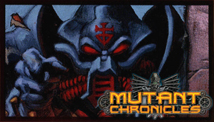 Mutant Chronicles Espa&ntilde;a