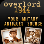 overlord 1944 militaria