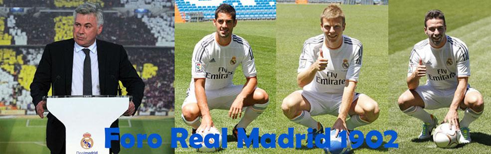 b8979ad69f0fe Real Madrid 1902 - Foros