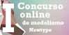 1º Concurso Online Modelismo Newtype