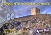 Concentración Alicante, Cocentaina,  23,24 y 25 de Mayo '14