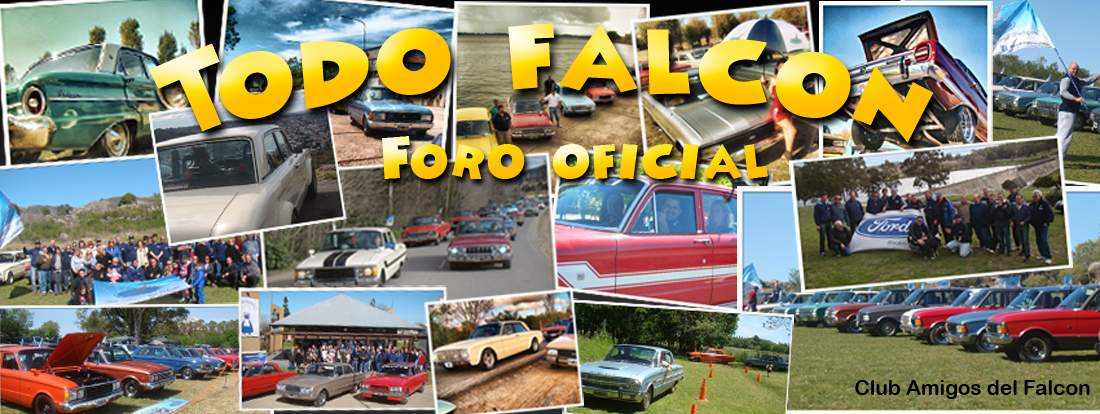 Página Oficial del Ford Falcon Argentino