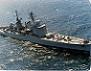 Cruceros en la Armada de Chile