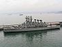 Fragatas y corbetas en la Armada de Chile